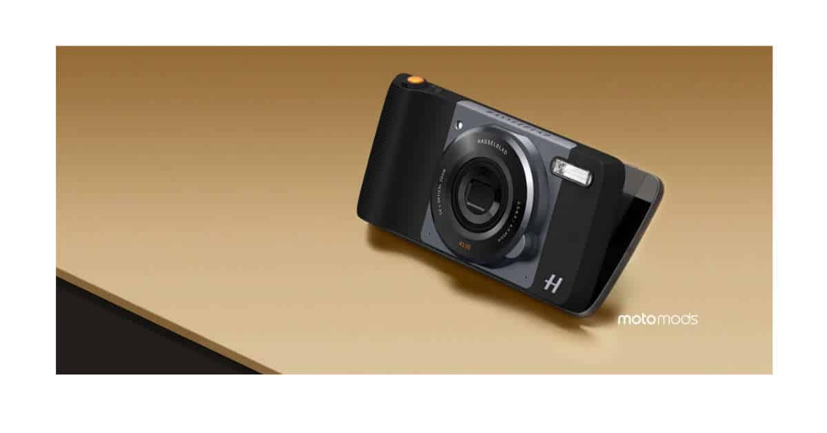 Hasselblad Announces the True Zoom Smartphone Camera