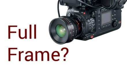 Canon C700 Will Offer Sensor Upgrades to Full Frame + Other Formats