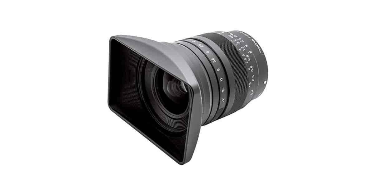 Tokina announces the Firin 20mm F/2.0 Lens For Sony E-mount