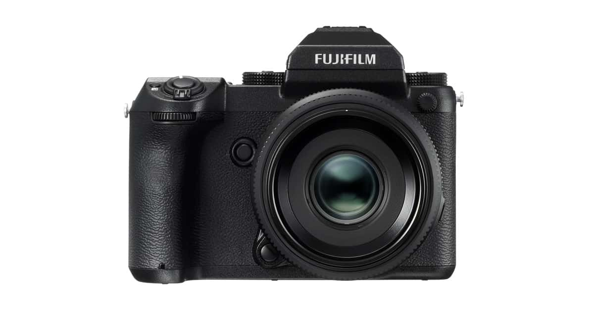 Fuji Announces Development of the GFX 50S Mirrorless Medium Format Camera