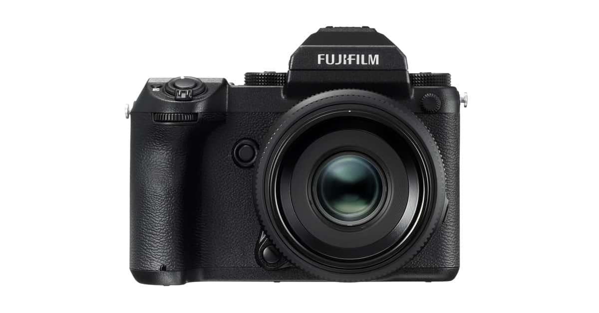 Fuji Announces Development of the GFX 50S Mirrorless Medium Format Camera