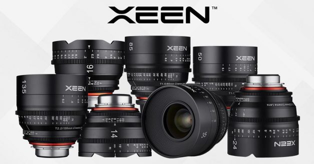 Samyang Rounds out XEEN Cine Lens Lineup with New 16mm