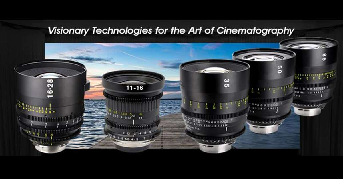 Tokina Launches New Full Frame Cinema Primes + Updated 16-28 Zoom