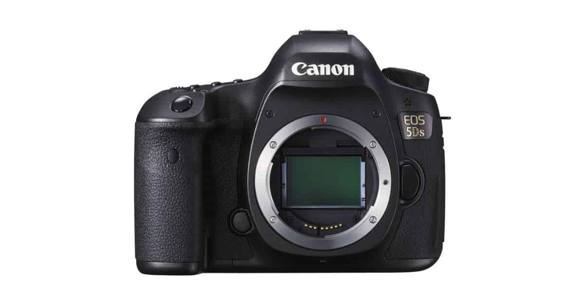 Canon to Update EOS 5DS and 5DS R in 2017?