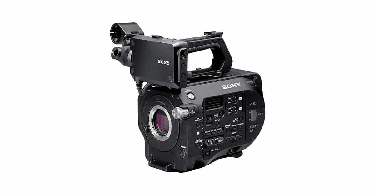 Sony PXW-FS7II Coming on November 11th