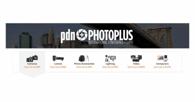 B&H PhotoPlus Specials are Live!