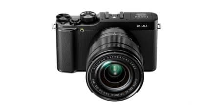 Fuji X-A10 Registered in South Korea