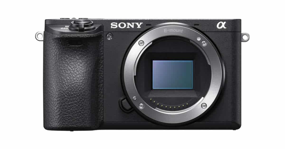 Sony Officially Announce the A6500