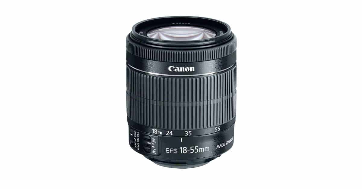 Canon to Refresh the Classic EF 18-55mm f/3.5-5.6 kit Lens?