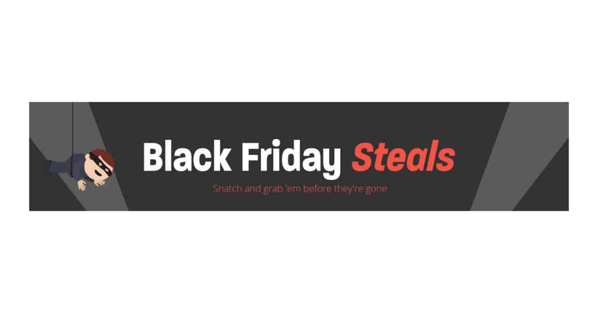 B&H Photo Black Friday Steals!