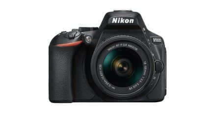 Nikon Announces D5600 for US Markets.