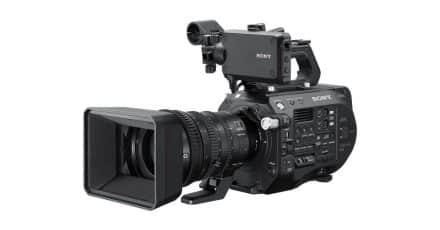 Sony Announces the PXW-FS7 II XDCAM Super 35 Camera System