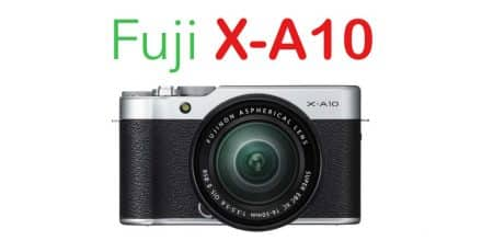 BestBuy Leaks the Fuji X-A10 in Full