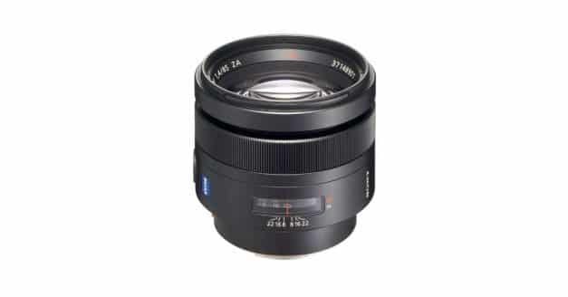 Sony 85mm f/1.4 Zeiss Planar T* to be Replaced Soon.