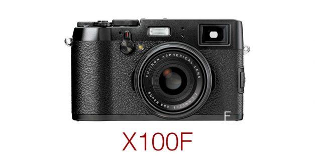 Fuji X100f Is on Its Way