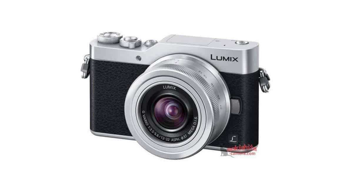 Panasonic GF9 Images and Specification Leaks!