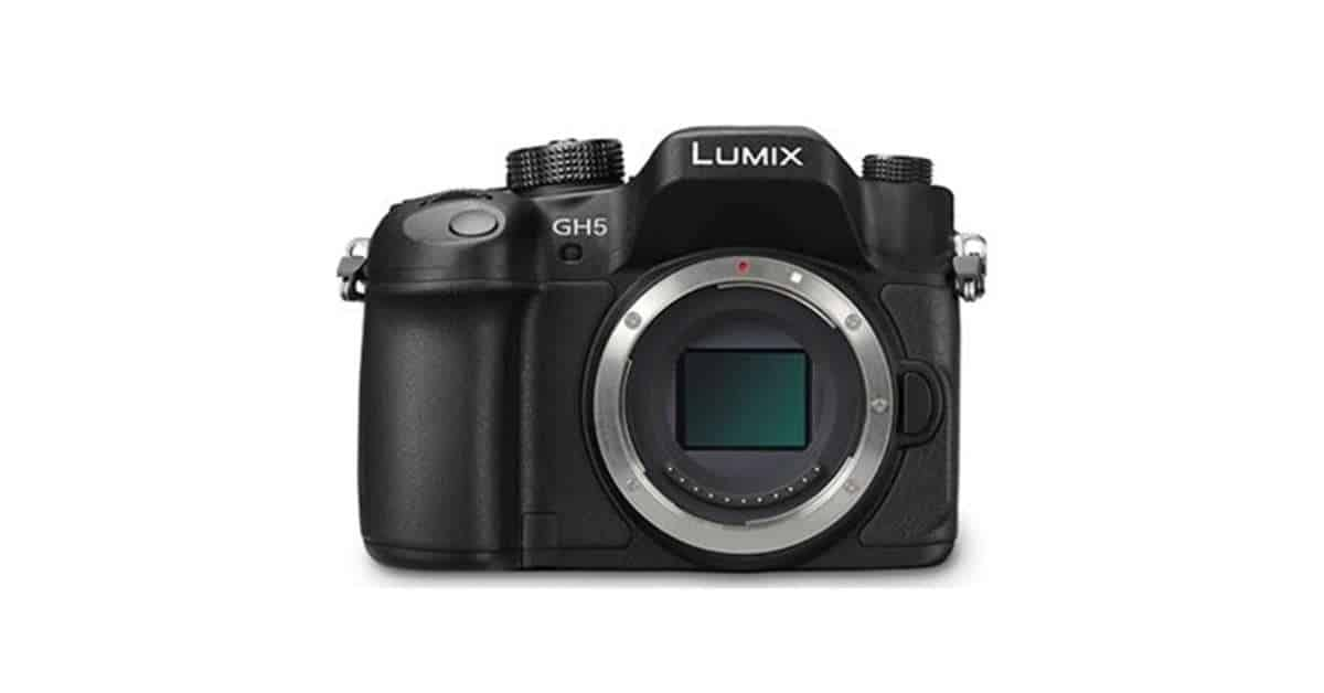 GH5 to Feature new 20MP 4/3 Sensor