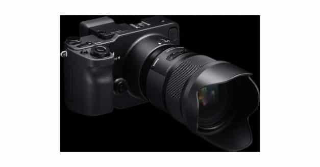 Sigma sd Quattro H mirrorless camera available for pre-order