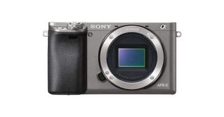 New Graphite Sony A6000 Available for Pre-Order