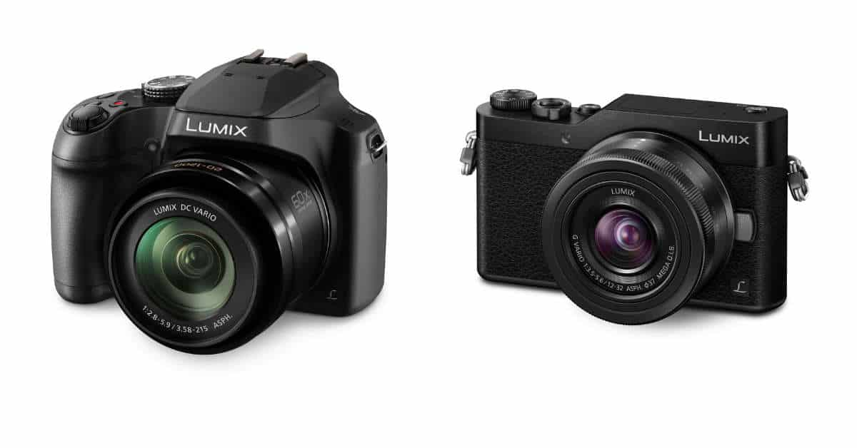 Panasonic announce DC-FZ80 Superzoom and DC-GX850 Micro Four Thirds Mirrorless Camera