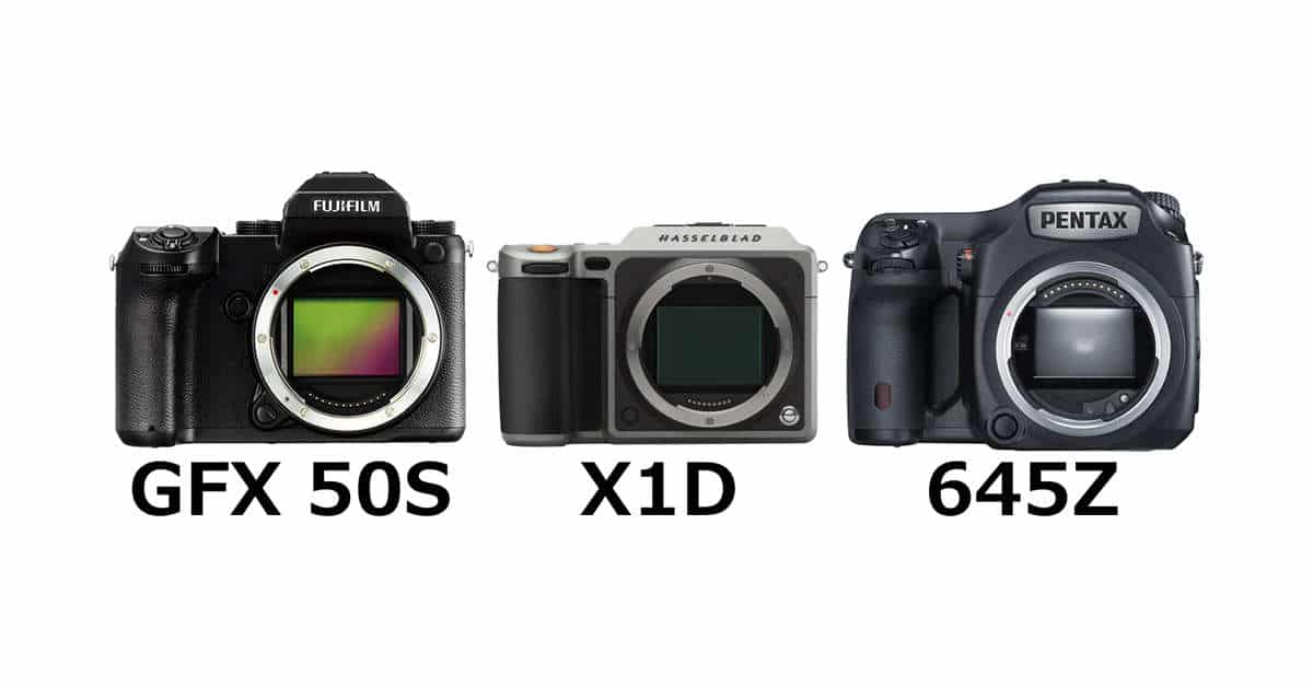 Japanese Pricing for all Fuji's Upcoming Releases Plus GFX size Comparison and Hasselblad Adaptor!