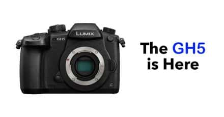 Panasonic Officially Unveil the Lumix DMC GH5