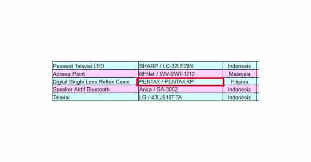 The Pentax KP Could be Announced This Week!