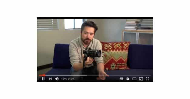 TheCameraStoreTV Review the Olympus OMD E-M1 Mark II