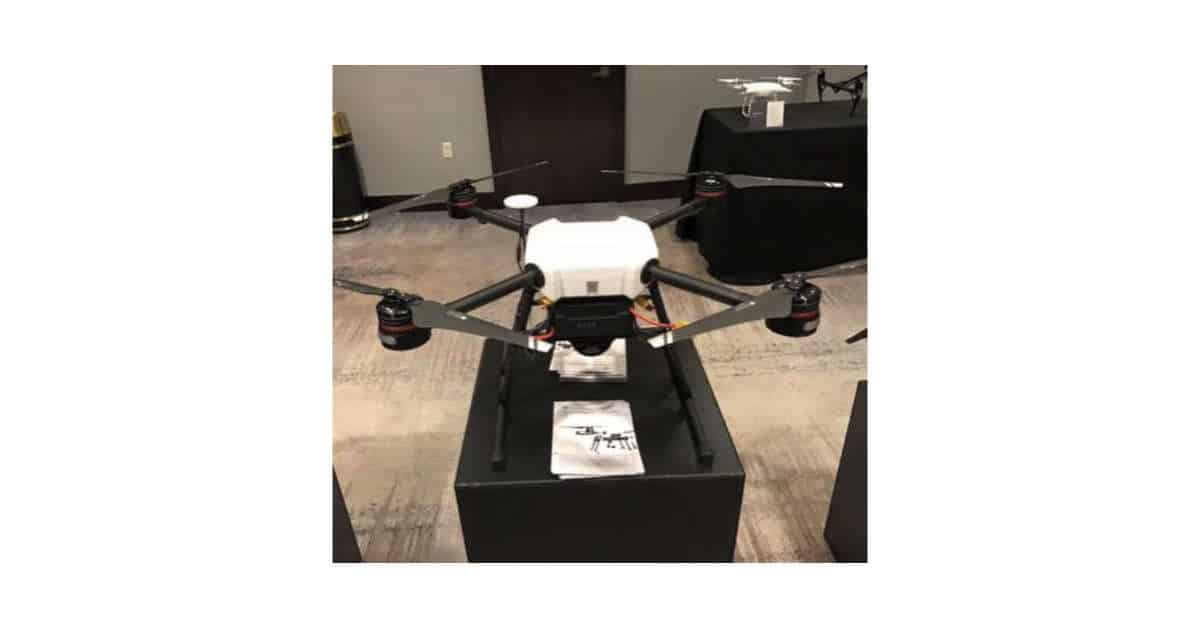 DJI to Release new 100 Megapixel Drone for NAB 2017!