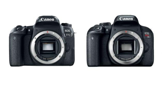 Canon Announce the EOS 77D, Rebel T7i, EF-S 18-55mm f/4-5.6 IS STM Lens, and BR-E1 Controller