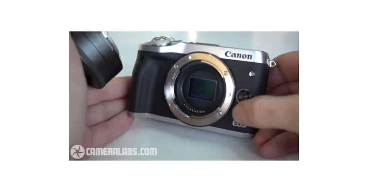 Camera Labs Canon EOS M6 Hands-on Video