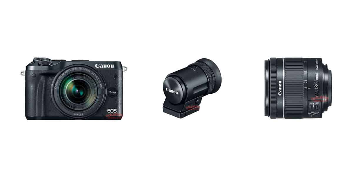 These are all of Canon's Upcoming Announcements!
