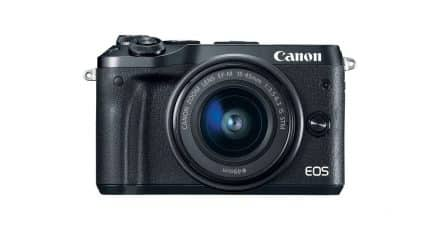 ePhotozine Review the Canon EOS M6