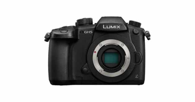 Panasonic to Release 'Photo Oriented' GH5 Variant?