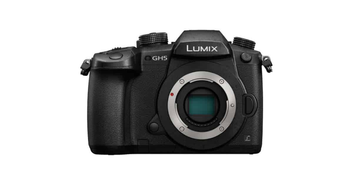 Panasonic Introduce HUGE GH5 Firmware Update