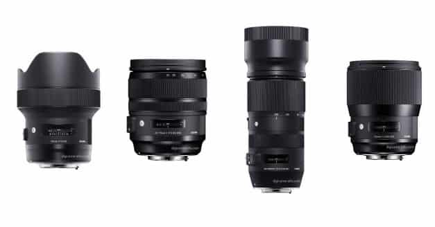 Images of new Sigma Lenses Leak!