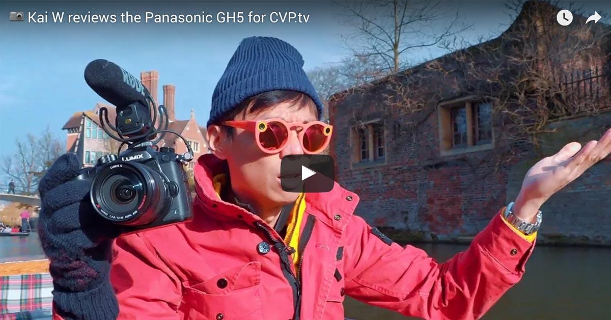 Kai Reviews the Panasonic Lumix DMC GH5