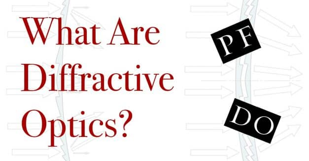 What Are Diffractive Optics Lenses?