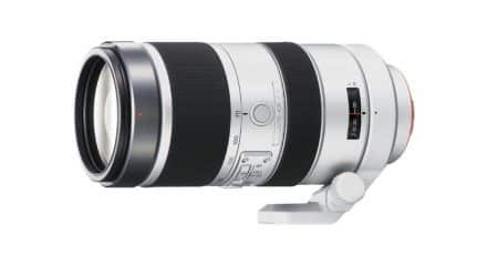 Sony to Announce 100-400mm G FE Lens in April?