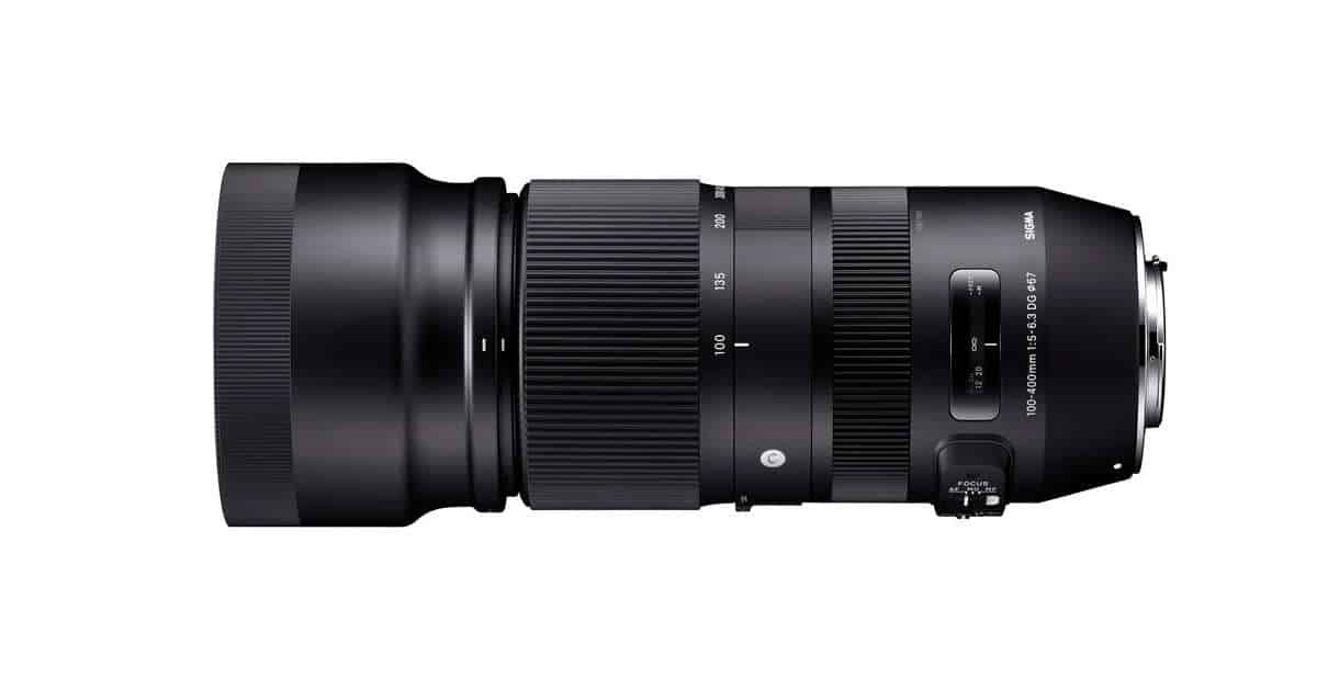 Sigma 100-400MM F/5-6.3 DG OS HSM Contemporary Pre-Orders Are Live!