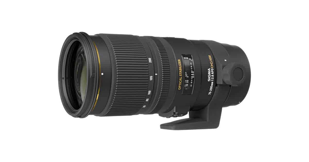 Sigma May Release 70-200mm F/2.8 DG OS Sport Lens This Year