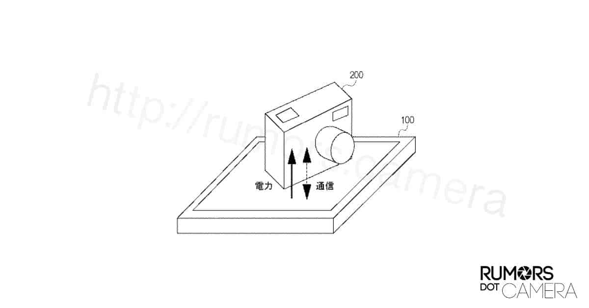 Canon Continue to Develop Wireless Charging Technology for Cameras