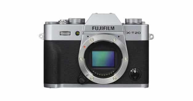 Fuji Working on an X-T100