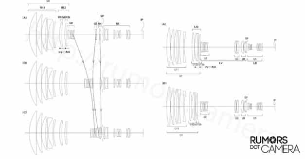 "More Patents for Canon CN-E ""Super Zoom"" Cinema Lenses"