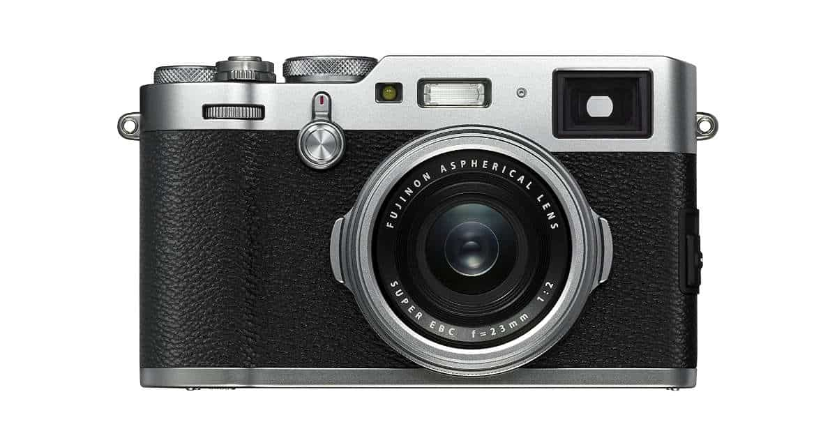 Fuji X100F Gets DPReview Gold Award