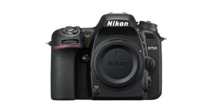 Nikon D7500 Stock Notice! Now Shipping!