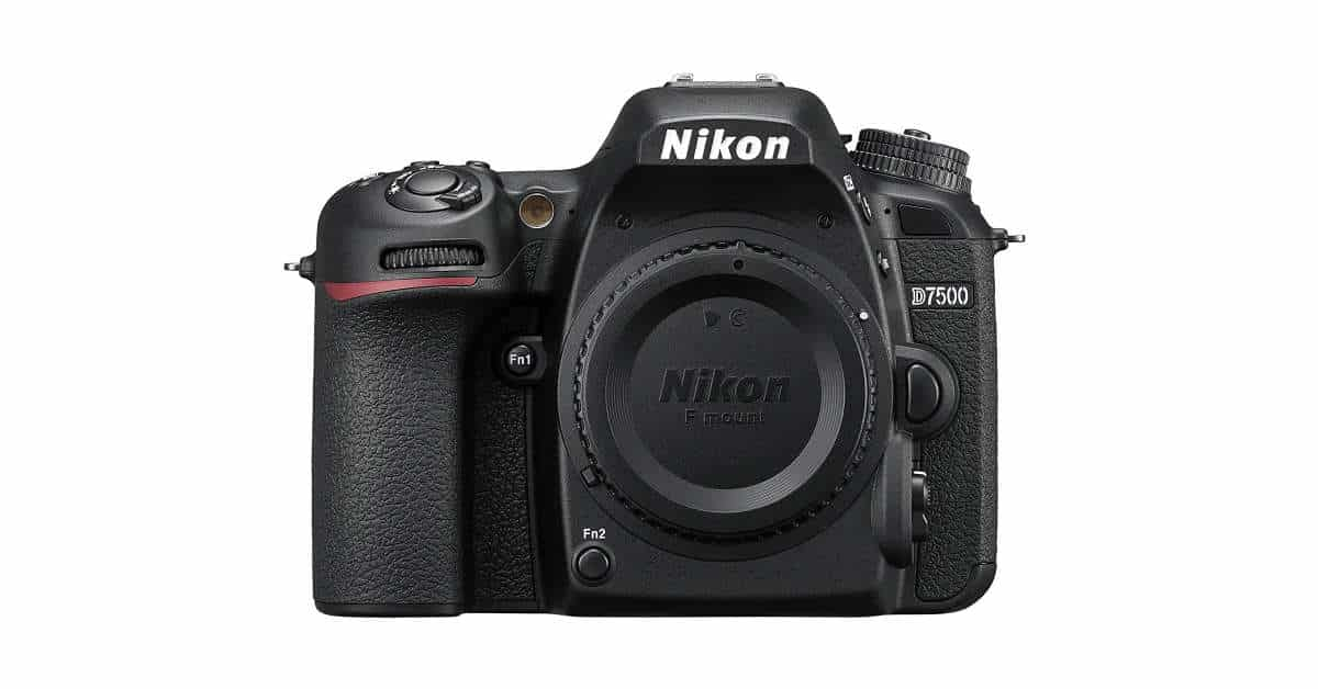 DxoMark Post Nikon D7500 Scores!