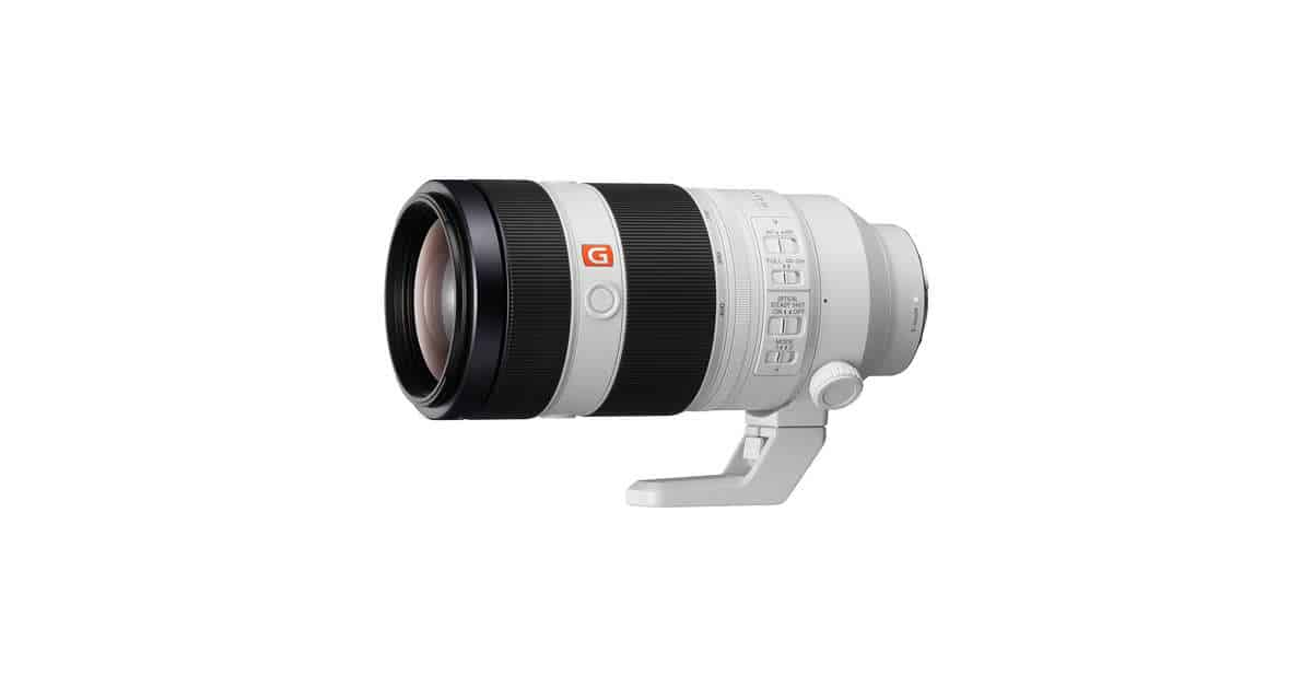 They are at it again! Sony Announce the FE 100-400mm f/4.5-5.6 GM OSS Lens!