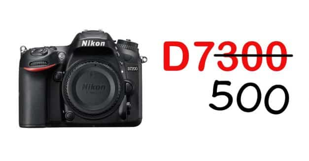 Nikon D7200 Successor to be Called The D7500