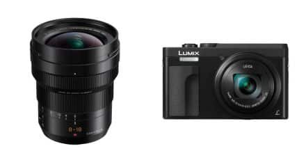 Just Announced! Panasonic Leica DG Vario-Elmarit 8-18mm f/2.8-4 ASPH. Lens and Lumix DMC-ZS70 and GH5 Firmware Update!